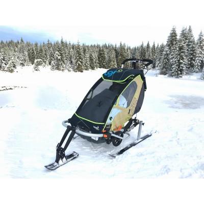 SNOW PRAM SET Leggero ENSO/VENTO