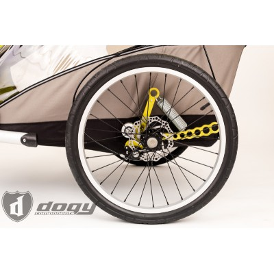 Disc brake DOGY Components